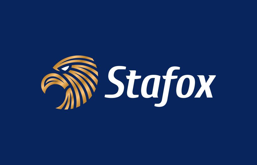 Tvorba loga pro společnost Stafox, která se zaměřuje na řešení e-commerce, e-shopy, software na míru, marketing.