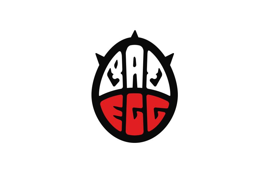 Tvorba osobitého loga pro florbalovou značku oblečení BadEgg