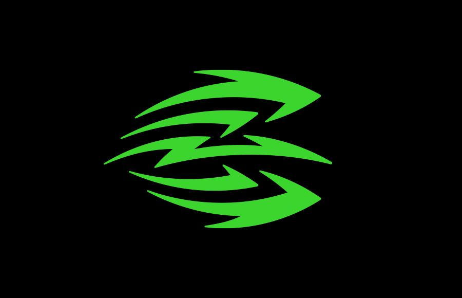 Tvorba loga pro herní sekci firmy EVOLVEO.