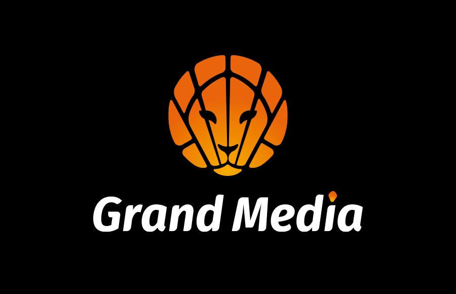 Tvorba loga pro marketingovou firmu Grand Media