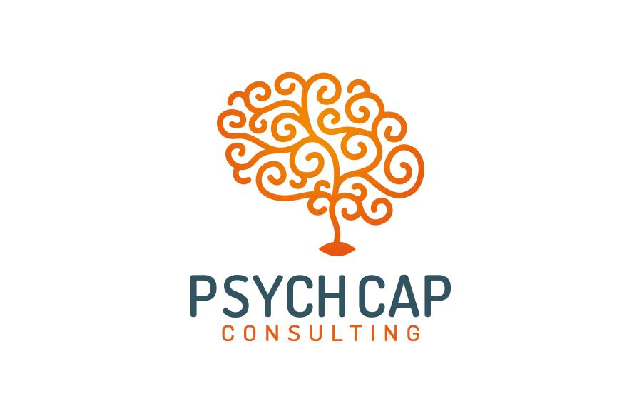 Tvorba loga pro poradenskou společnost, zabývající se koučováním manažerů a týmů - PsychCap