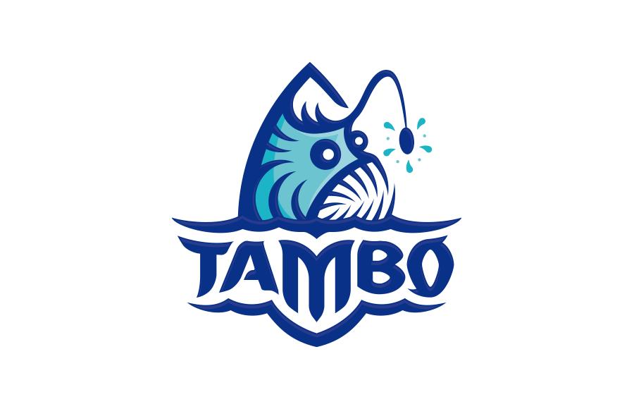 Tvorba loga pro značku TAMBO prodávající vybavení pro paddleboarding
