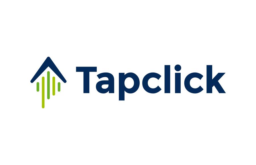 Tvorba loga pro firmu Tapclick, která se zaměřuje na tvorbu webů a programování wordpress pluginů na míru.