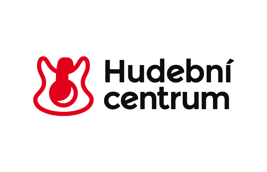 Tvorba loga pro e-shop s hudebními nástroji Hudební centrum.