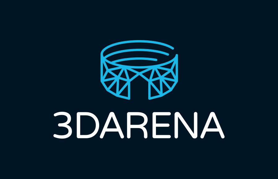 Tvorba loga pro komunitu lidí se zájmem o technologie 3D tisku.