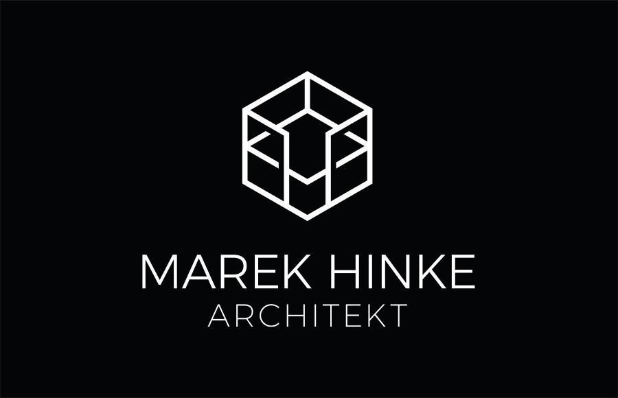 Tvorba loga pro primárně interiérového architekta Marka Hinke (www.hinke.cz)
