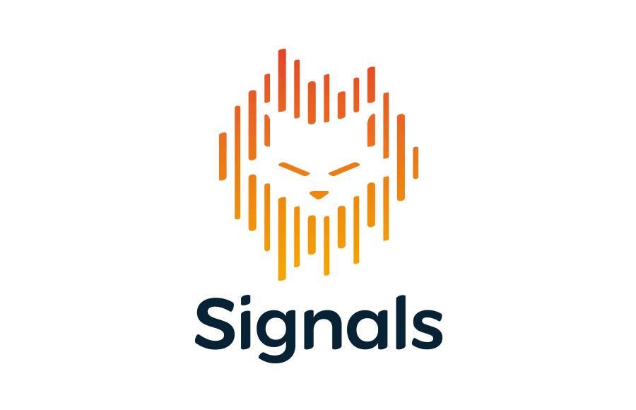 Logo pro zkušené datové experty Signals.cz