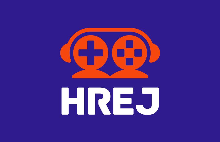 Redesign loga herního portálu HREJ.cz
